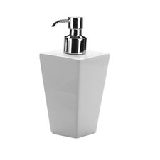 Jamila Soap Dispenser in White