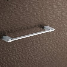 "<strong>Gedy by Nameeks</strong> Kansas 13.78"" Towel Bar in Chrome"