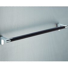 "<strong>Gedy by Nameeks</strong> Odos Wood 17.7"" Towel Bar in Wenge"