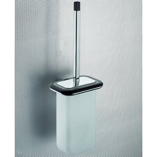 <strong>Gedy by Nameeks</strong> Odos Wood Wall Mounted Toilet Brush Holder in Wenge