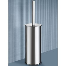 <strong>Gedy by Nameeks</strong> Demetra Toilet Brush Holder in Chrome