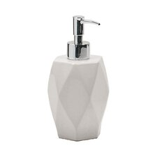 Dalia Soap Dispenser in White