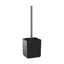 <strong>Gedy by Nameeks</strong> Quadrotto Toilet Brush Holder in Black