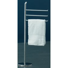 Karma Free Standing Three Tier Towel Stand