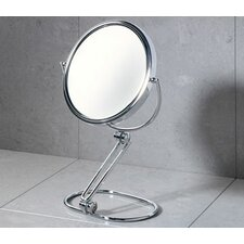 <strong>Gedy by Nameeks</strong> Specchio Magnifying Makeup Mirror in Chrome