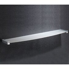 "Kent 22.24"" x 0.71"" Bathroom Shelf"