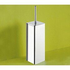 Colorado Toilet Brush Holder in Chrome
