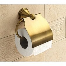 <strong>Gedy by Nameeks</strong> Romance Toilet Paper Holder with Cover