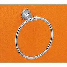 <strong>Gedy by Nameeks</strong> Genziana Towel Ring in Chrome