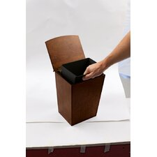 Montana Garbage Can with Liner
