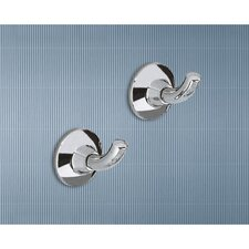 Ascot Wall Mounted Bathroom Hook