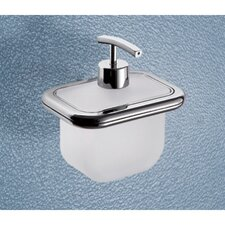 Odos Wood Wall Mounted Soap Dispenser