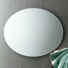 "<strong>Gedy by Nameeks</strong> Planet 21.7"" H x 29.5"" W Vanity Mirror"