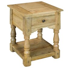 Granary Royale Side Table *
