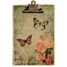 Butterflies Clipboard *
