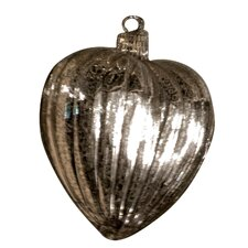Delicate Heart Hanging Ornament (Set of 4)
