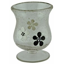 Flowered Tumbler * (Set of 6)