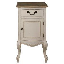 Olivia 1 Drawer Cabinet