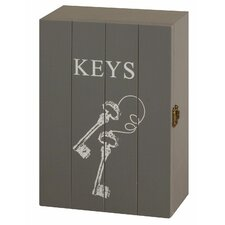 Wooden Key Box *