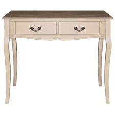 2 Drawer Console Table *