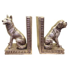 Gifts and Accessories Doggy Pals Bookends