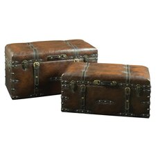 """""""Just in Case"""" Trunk (Set of 2)"""