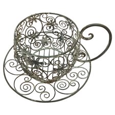 Gifts and Accessories Tea Garden Plant Holder