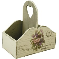 Flower Bouquet Caddy Storage