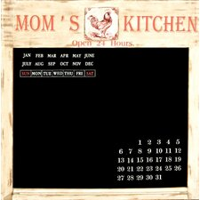 Mom's Kitchen Blackboard