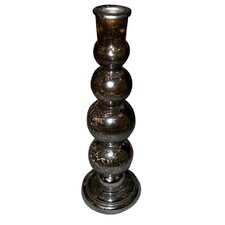 Glass Tall Candle Stand