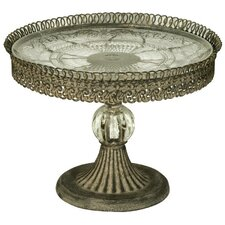 Filigree Single Cake Stand