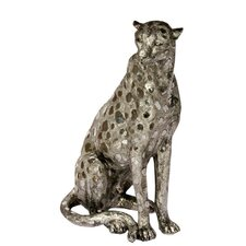 Sitting Cheetah Figure