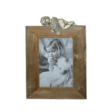 Cherub on Photoframe
