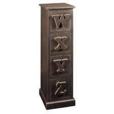 WXYZ CD Chest of Drawers