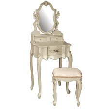 Regence Slim Dressing Table Set