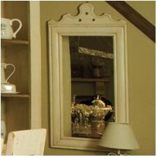 Provence Crested Wall Mirror