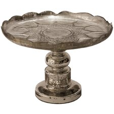 Gifts and Accessories Glass Cake Stand