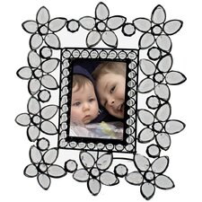 Gifts and Accessories Daisy Jewelled  Photo Frame