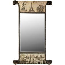 Miscellaneous The Scroll Wall Mirror