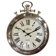 Gifts and Accessories Dome Wall Clock