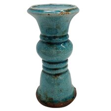 Gifts and Accessories True Crackle Glazed Candle Holder