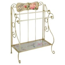 Gifts and Accessories Towel Rack
