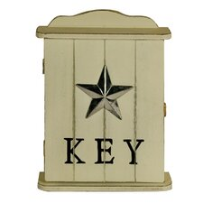 Gifts and Accessories Star Key Box