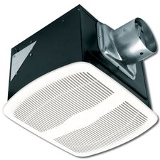 Deluxe 50 CFM Energy Star Exhaust Bathroom Fan