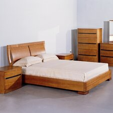 Hokku Designs Maya Panel Bed