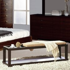 <strong>Hokku Designs</strong> Parson Wooden Bedroom Bench