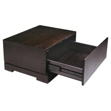 <strong>Hokku Designs</strong> Zen 1 Drawer Nightstand