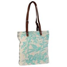 Blue Imperial Harper Tote Bag