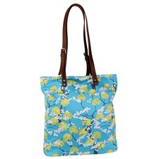 Blue Imperial Carmen Tote Bag