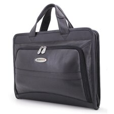 <strong>Mobile Edge</strong> Leather Laptop Briefcase